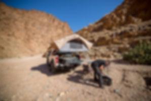 Front Runner, Marruecos