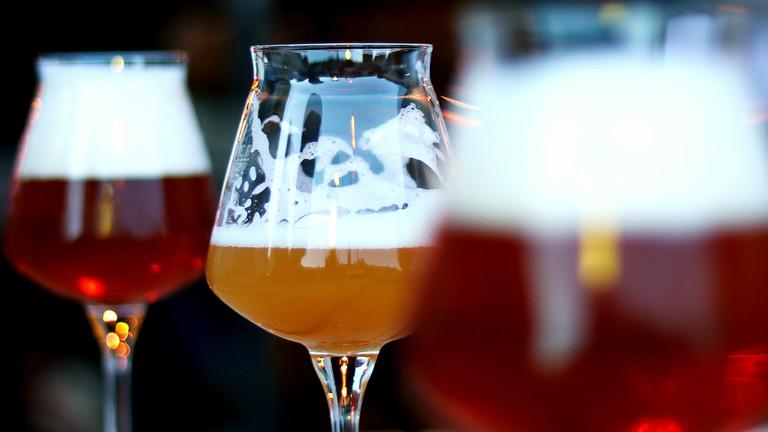 Bier-Tasting am 13.11.2021