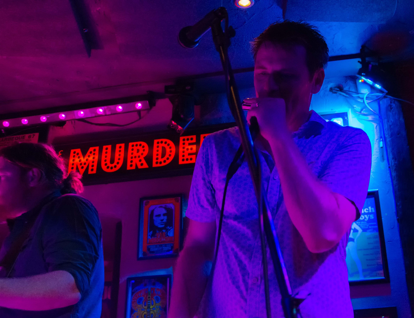 The Harpoon Blues Band 2017