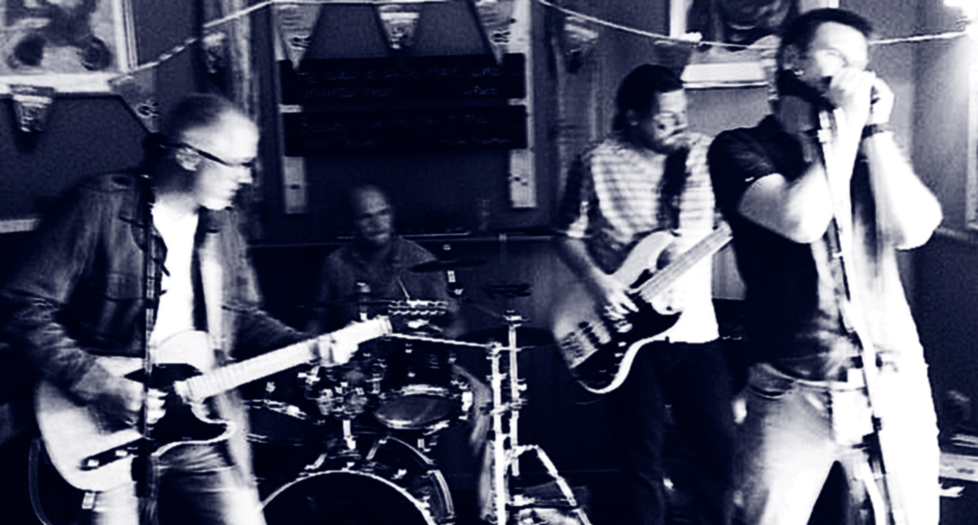 The Harpoon Blues Band
