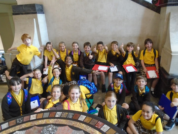Year 5 Natural History Museum