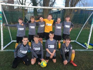 Boys' Football vs. Hamstel Junior School
