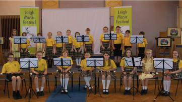 Festival success for West Leigh