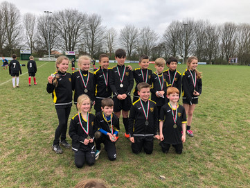 Yr 3/4 Tag Rugby competition
