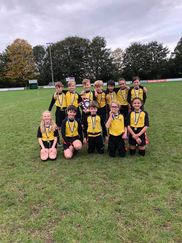 Yr 5/6 Tag Rugby Finals