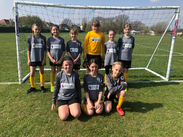 Girls Southend Primary School Football Association 6-a-side Football Tournament