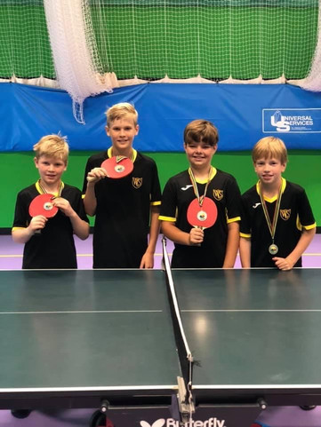 SPSSA Table Tennis competition