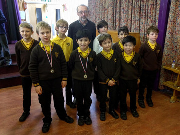 National Primary School Chess Championships