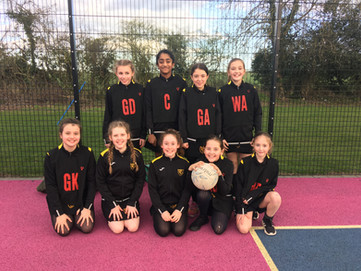 Netball B Competition