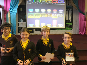 Quiz Club General Knowledge
