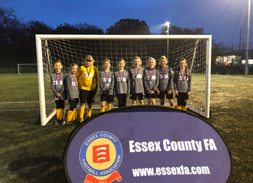 Essex County Schools FA Under-11s Girls' 7-a-side Cup