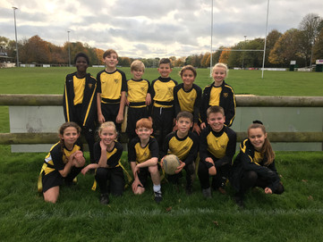 Yr 5/6 Tag Rugby B Competition