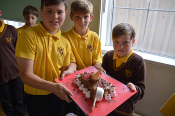 Year 6 bake off