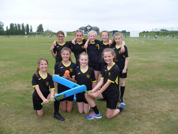KS2 Cricket competition