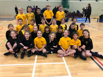 Yr 3/4 & 5/6 Sports Hall Athletics