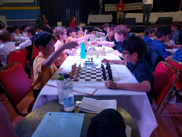 Phenomenal Chess Success for West Leigh