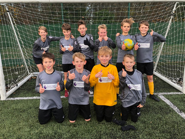Year 5/6 Essex County Schools FA Under-11s Boys' 7-a-side Cup
