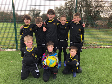 Year 3/4 Boys football tournament