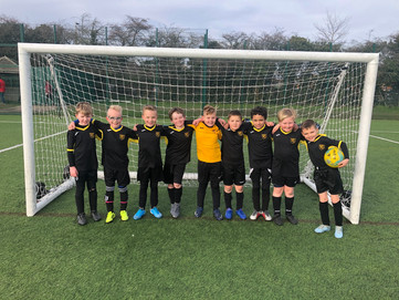 Year 3/4 boys' football tourament