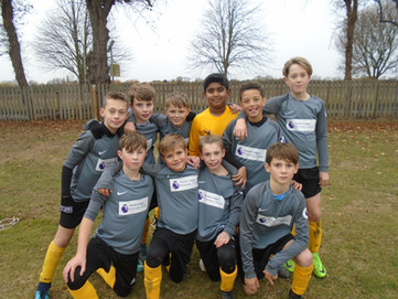 Year 5/6 Football tournament