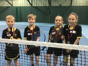KS 2 Southend and District Tennis Tournament