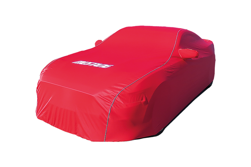Car Cover für Fastback/Coupe Mustang GT V8/Ecoboost
