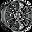 Thumbnail: Felge HYPER XT HLT STAR GRAPHITE für Mustang GT V8 / Ecoboost / Coupe / Co