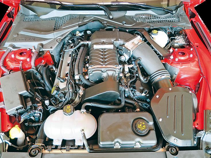 Leistungssteigerung V8 STAGE 3 KOMPRESSORKIT für Mustang GT V8 Coupe/Convertible