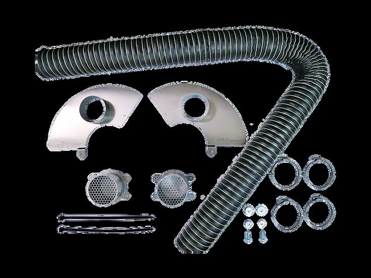 Bremsanlage Belüftungskit für Mustang GT V8/Ecoboost/Coupe/Convertible
