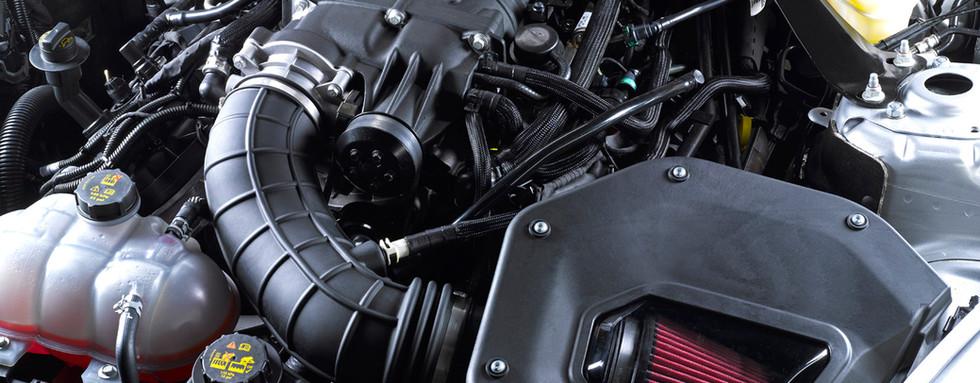 Leistungssteigerung Motortuning_Mustang