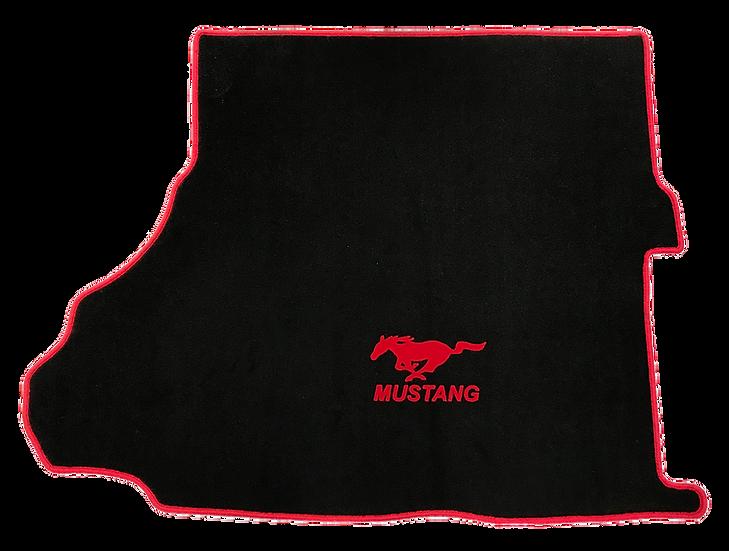 Kofferraum-Matte MUSTANG für Mustang GT V8/Ecoboost/Coupe/Convertible