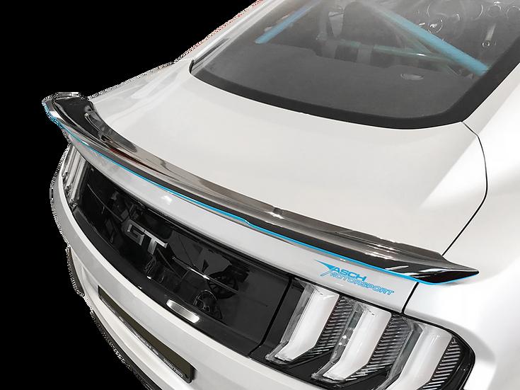 "Heckspoiler ""Track Pack"" für Mustang GT V8/Ecoboost/Coupe/Convertible"