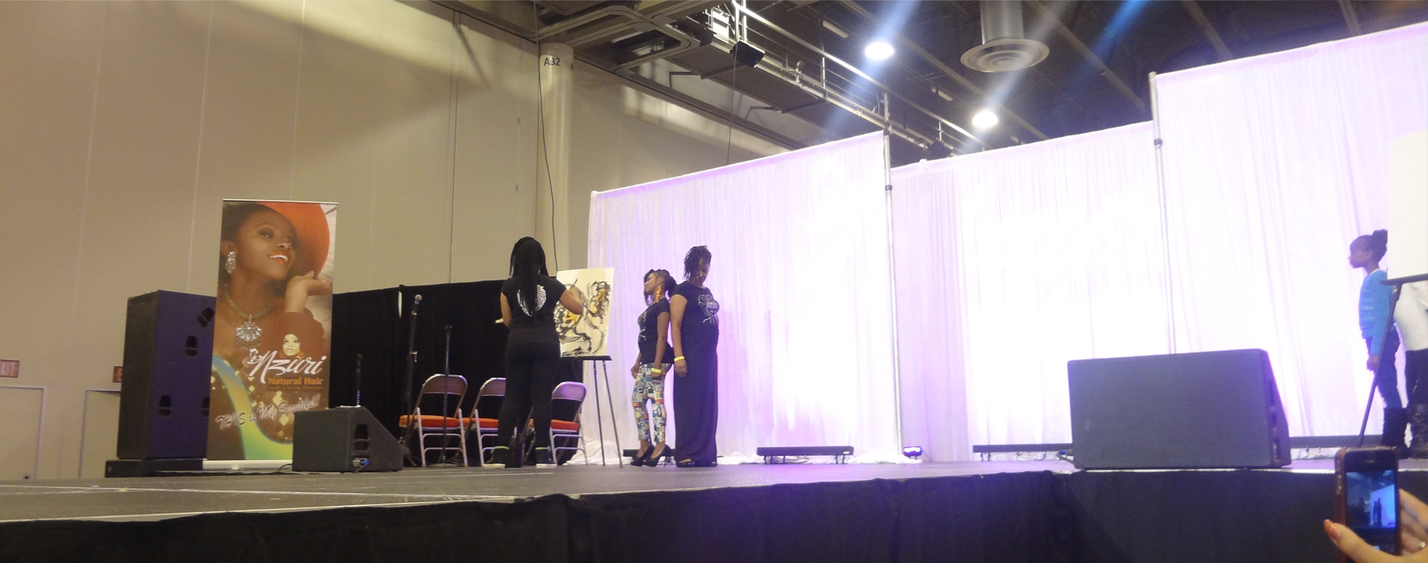 On stage at the nzuri hair show.jpg