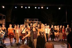 L'Opéra Canaille de Pierre Debauche / Assistante à la mise en scène / 2011