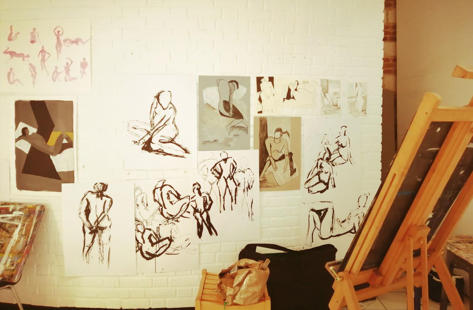 Workshop avec Chloé Lorenzini