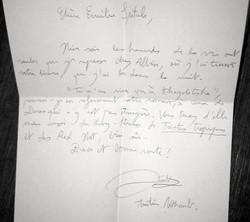Khayelitsha / Lettre d'Amélie Nothomb