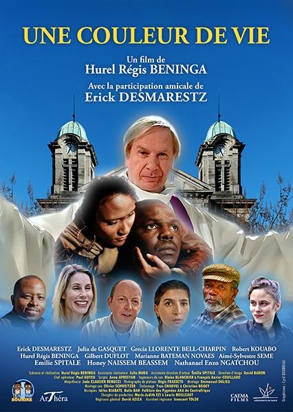 Une Couleur de Vie d'Hurel Régis Beninga / Assistante à la direction d'acteurs et comédienne / 2012