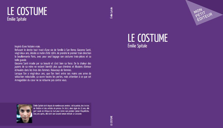 Le Costume / Couverture