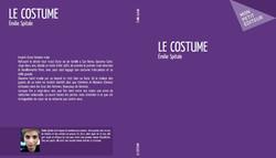 Le Costume / Couverture