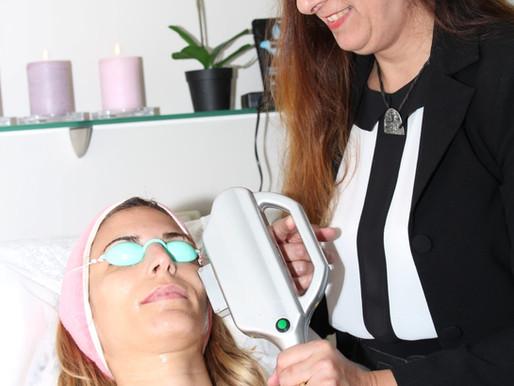 קורס הסרת שיער בלייזר  אור לעור טכנולוגיות סוזי נחמן  קורס הסרת שיער מקצועי