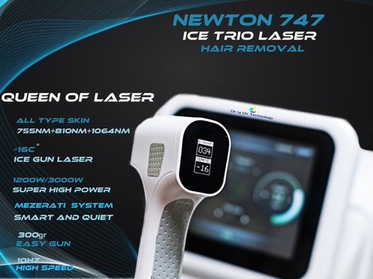 מכשיר הסרת שיער בלייזר עם קורס הסרת שיער בלייזר - קורס מקצועי והמקיף ביותר