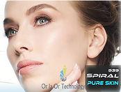 spiral pure skin - orlaor tecgnology- me