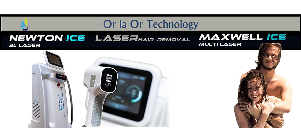 NEWTON LASER - ICE - אור לעור טכנולוגיות