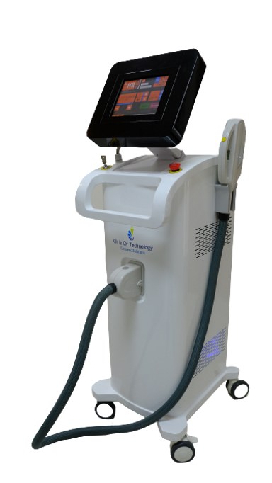 MAXWELL  LASER HAIR REMOVAL