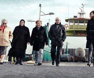 veerboot naar holland