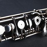 Oboe Closeup