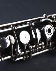 Oboe Nahaufnahme