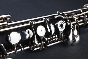 oboe Närbild