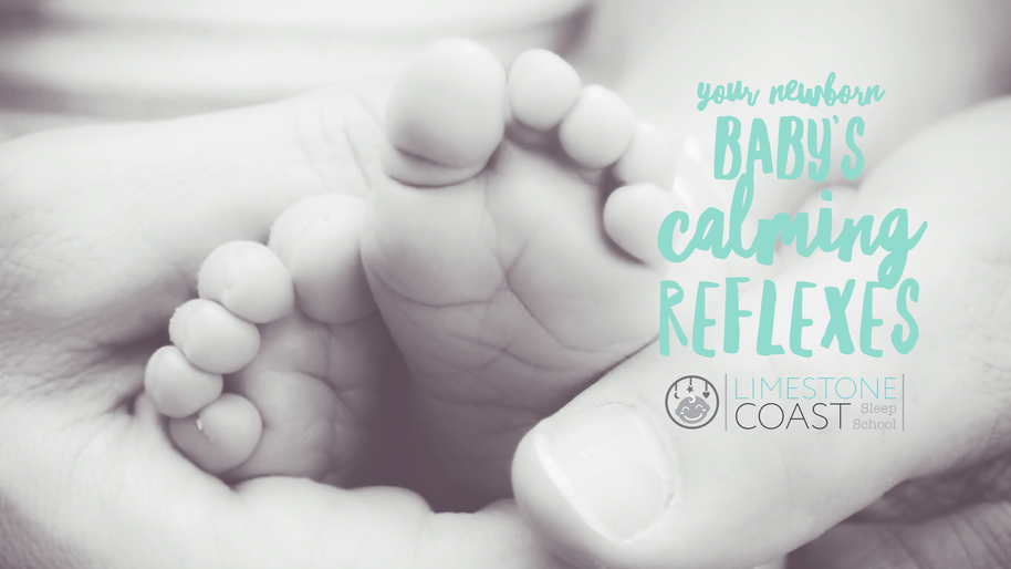 YOUR NEWBORN BABY'S CALMING REFLEXES