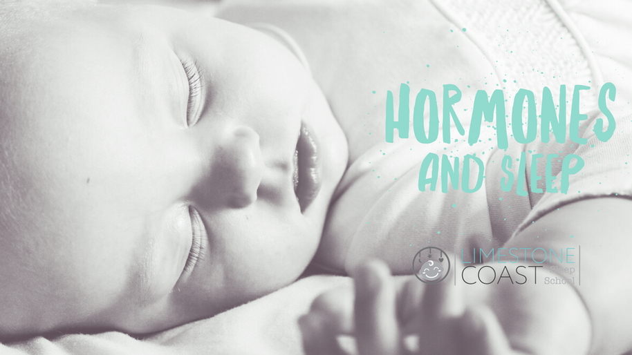 YOUR BABY'S HORMONES AND THEIR SLEEP